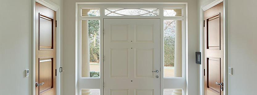 Weiße eingangstüren  Haustür - Eingangstüren: Alfons Schrameyer GmbH